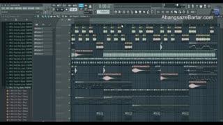 آموزش ساخت آهنگ پاپ با اف  ال استودیو