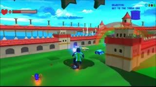تیزر بازی کامپیوتری Pumpkin Dog Islands