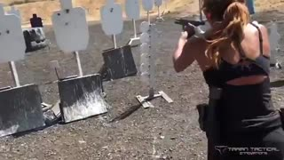 John Wick 3 Weapons Training w/ Keanu Reeves