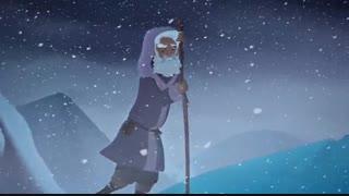 دوبله فارسی  انیمیشن اژدهای یخی 2018  Ice Dragon