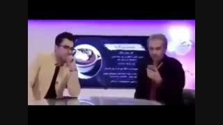 صحبت های عجیب همسر محمدرضا هدایتی در برنامه تلویزیونی