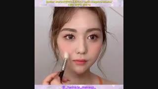 آرایش به سبک آیدل های کره ای