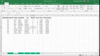 برگزاری دوره مجازی نرم افزار Excel 2019