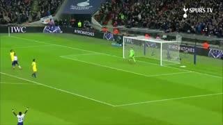 همه گلهای هری کین در فصل 2018-2019 لیگ برتر انگلیس