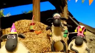انیمیشن گوسفند زبل فراری با دوبله فارسی