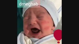 فیلم تولد نوزاد
