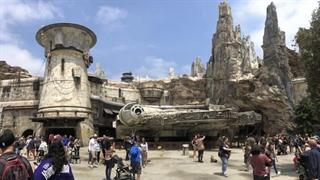 رونمایی از سرگرمی جدید دیزنی برای جنگ ستارگان