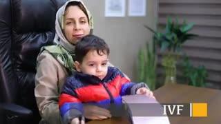 فیلم درمان ناباروری با IVF