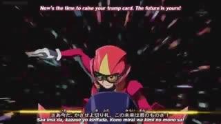 انیمه anime Yu-Gi-Oh! Arc-V Opening 5 Full - [Kibou no Hikari]