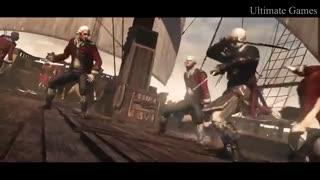 game Assassin Creed mix (میکس بازی)