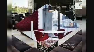 اجاره میز و صندلی - نیم ست نمایشگاهی