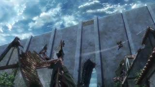 قسمت 13 فصل سوم attack on titan(حمله به تایتان) با زیرنویس فارسی
