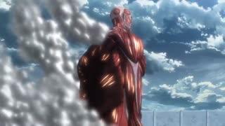 قسمت 16 فصل سوم Attack on titan(حمله به تایتان) با زیرنویس فارسی