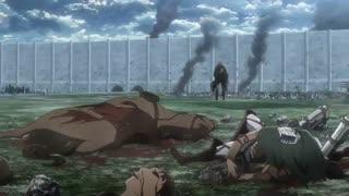 قسمت 17 فصل سوم Attack on titan(حمله به تایتان) با زیرنویس فارسی