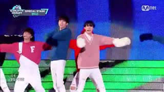 PENTAGON - Candy (H.O.T) Special Stage | M COUNTDOWN 161027
