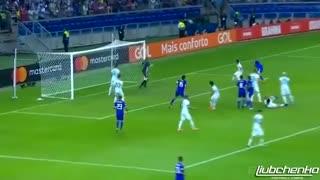 آرژانیتن  1-1 پاراگوئه (خلاصه بازی | کوپا آمریکا 2019)