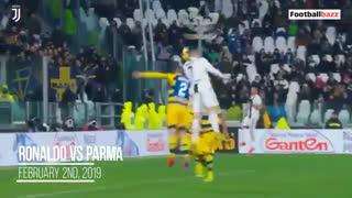 بهترین گل های کریستیانو رونالدو در فصل 2018/19