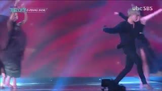 رقص باله با حضور آیدل های معروف در melon music awards 2016