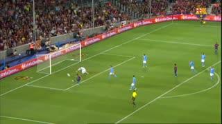 نوستالژی؛ بارسلونا 5_0 ناپولی (2011)