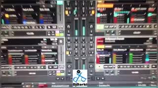 دی جی دارکی ۴ کاناله ریمیکس پارت