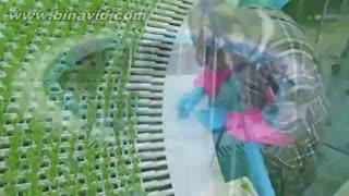 گلخانه گنبدی سبزیجات در ژاپن