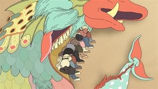 انیمیشن کوتاه DRY RUN