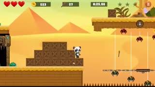 تیزر  بازی The Incredible Adventures of Super Panda برای pc