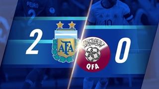 خلاصه دیدار قطر 0_2 آرژانتین ( کوپا آمریکا 2019)