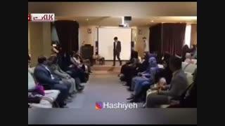 خندهدارترین فشن شو مردان در یزد