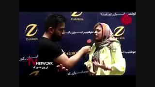 واکنش نیوشا ضیغمی به بی حجابی ستاره اسکندری در ترکیه