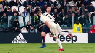بهترین حرکات کریستیانو رونالدو در فصل 2018 - 2019