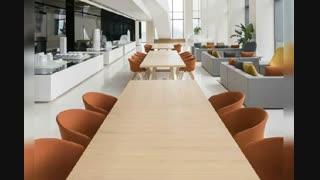 اجاره صندلی کنفرانسی - میز کنفرانس - وسایل نمایشگاهی / تجهیزات نمایشگاه