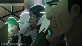 انیمیشن فوق العاده ( کارمن سندیگو ) Carnen Sandiego فصل اول قسمت هشتم با ( دوبله فارسی )
