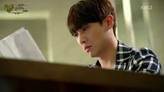 آخه بی احساس گناهش چیه دل عاشقی که تنها تو رو خواست ... میکس زیبای سریال کره ای ❤  پدر عجیب من ❤