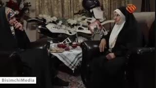 گلایهی مادر شهید مدافع حرم، شهید علیاکبر شیرعلی، از بیمهریها و #زخمزبانها: