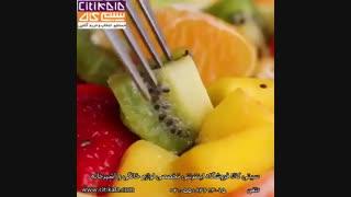 آموزش آشپزی سالاد میوه - سیتی کالا