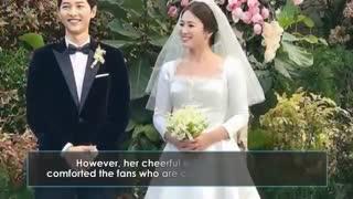 سونگ جونگ کی و سونگ هه کیو تصمیم به طلاق گرفتن