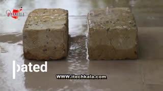 نانو محلول ضد آب سازی مصالح ساختمانی