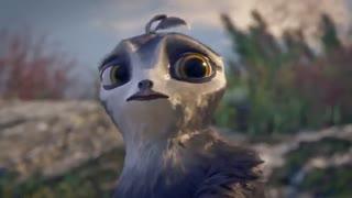 تیزر انیمیشن مانو پرستوی چابک Manou the Swift 2019