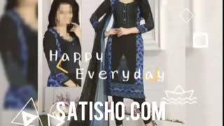 گالری از جدیدترین مدل لباس هندی مجلسی