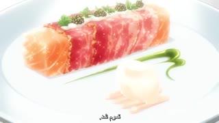 انیمه فوق العاده فصل سوم جنگ غذاها Shokugeki no Soma هاردساب فارسی قسمت دهم