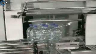 دستگاه شیرینگ پک اتوماتیک