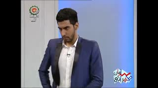 تقلیدصدای علی دایی در صداوسیما