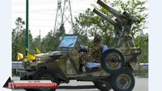 خودروهای نظامی ساخت وزارت دفاع الگوی موفق تولید داخلی