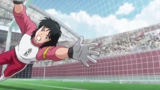 دانلود سریال فوتبالیست ها Captain Tsubasa  - فصل 1 قسمت 43 - دوبله حرفه ای