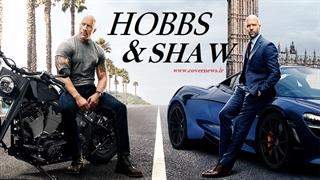 جدیدترین تریلر فیلم اکشن Fast & Furious Hobbs & Shaw
