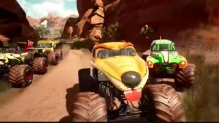 تریلر بازی Monster Jam Steel Titans برای کامپیوتر