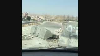 سازمان راهداری خودش را تبرئه میکند؟ در تصادف بزرگراه شیراز خرامه چه کسی مقصر بود؟