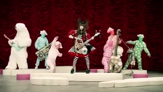موزیک ویدیو خواننده دوست داشتنی ژاپنی