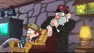 Gravity Falls - Season 1 Episode 1   آبشار جاذبه - فصل 1 قسمت 1